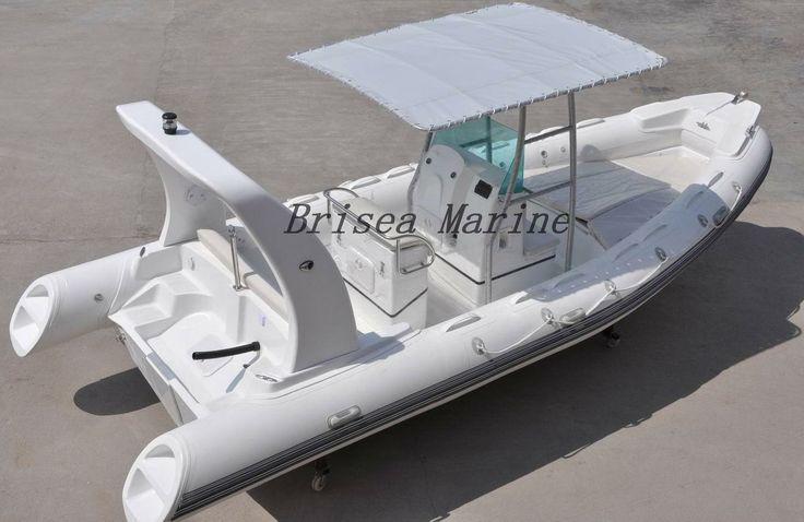 Rigid Inflatable boat RIB RHIB BM680 with CE - China rib boat