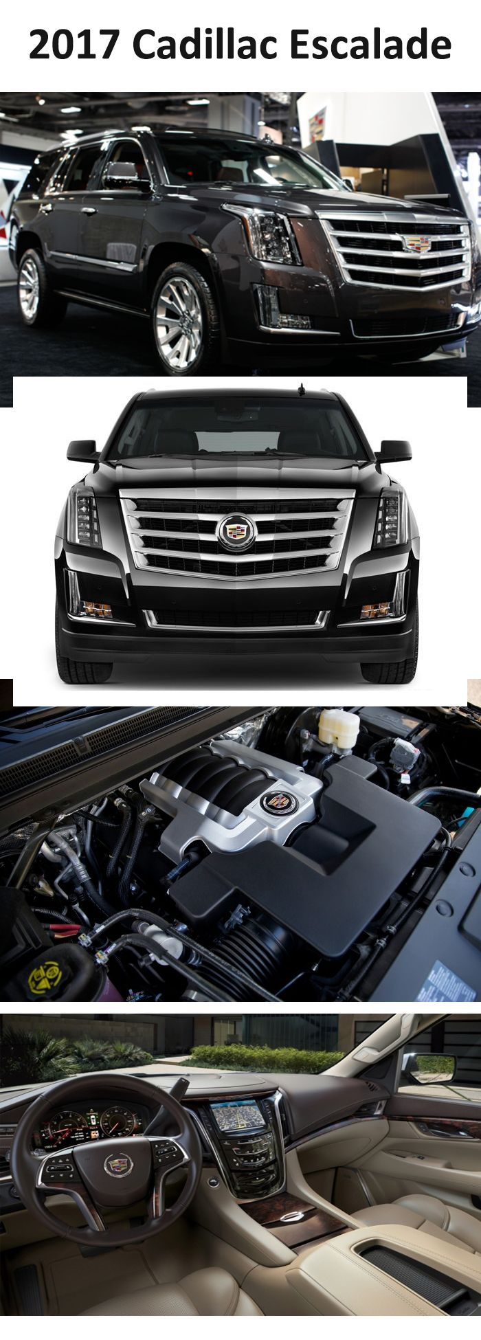 Customized cadillac escalade see more 2017 cadillac_escalade what hubby wants his parents to get