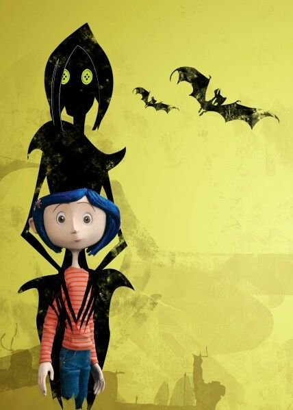 Coraline will always have a little world with the worst things in it.