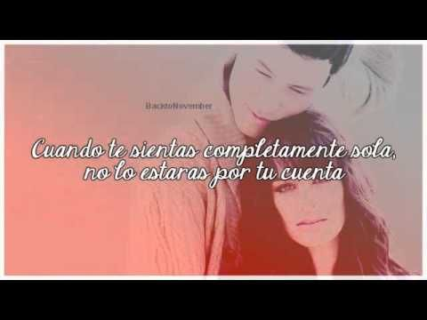 I'll Stand By You - Glee - Cory Monteith † (Traducida al español) - YouTube