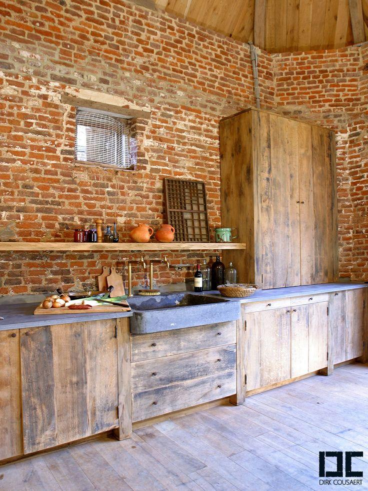 kitchens | Dirk Cousaert