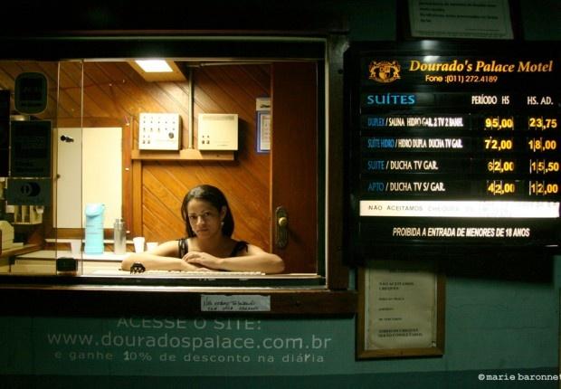 Marie Baronnet | Des Chambres d'Amour, Brésil 2007