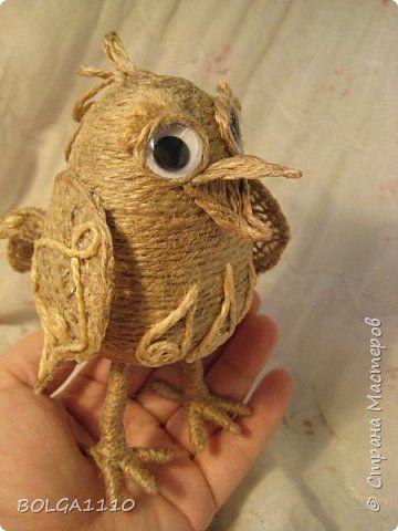 Вообще то это должен был быть кузнечик))) Но в процессе как то  сам собой превратился в птичку.Толи скворец , а может быть петушок. Вообщем ПТИЦ. фото 5