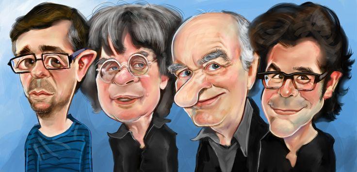 Tribute to Charlie Hebdo by ErolArt.deviantart.com on @DeviantArt
