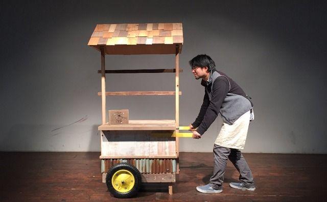 もっと気軽に、自分だけのおしゃれな店を持とう!ハレット、モバイル屋台作りに挑戦します。 - haletto[ハレット]まとめ