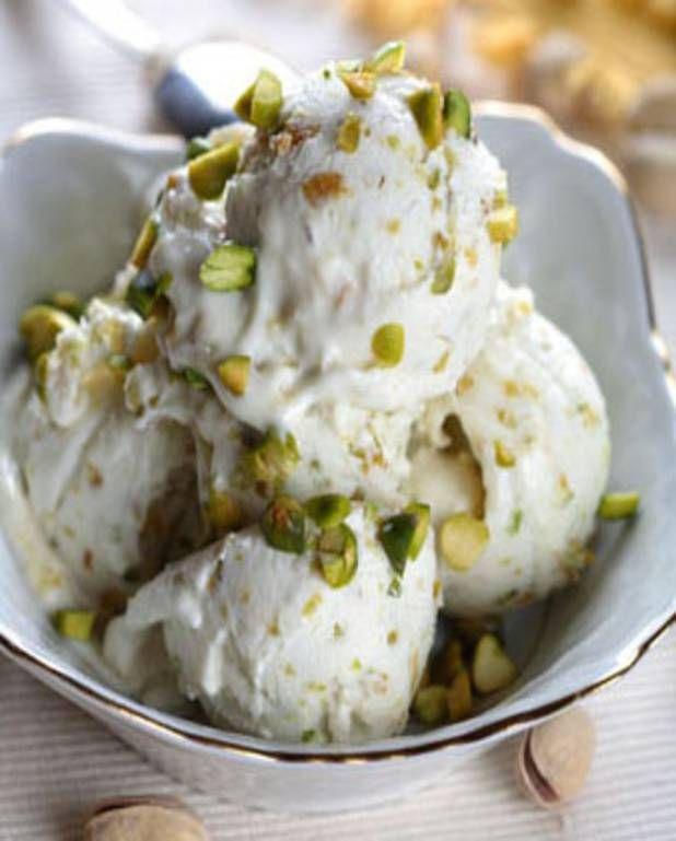 Glace à la pistache pour 4 personnes - recette