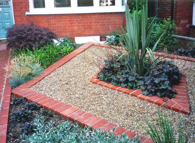 25 best ideas about small front gardens on pinterest - Front Garden Idea