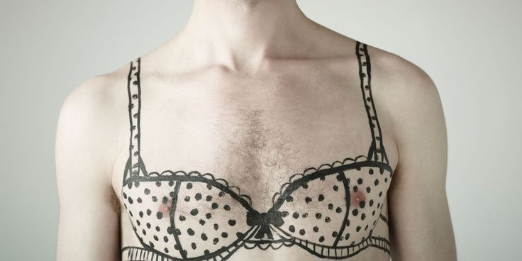 We asked the experts about gynaecomastia