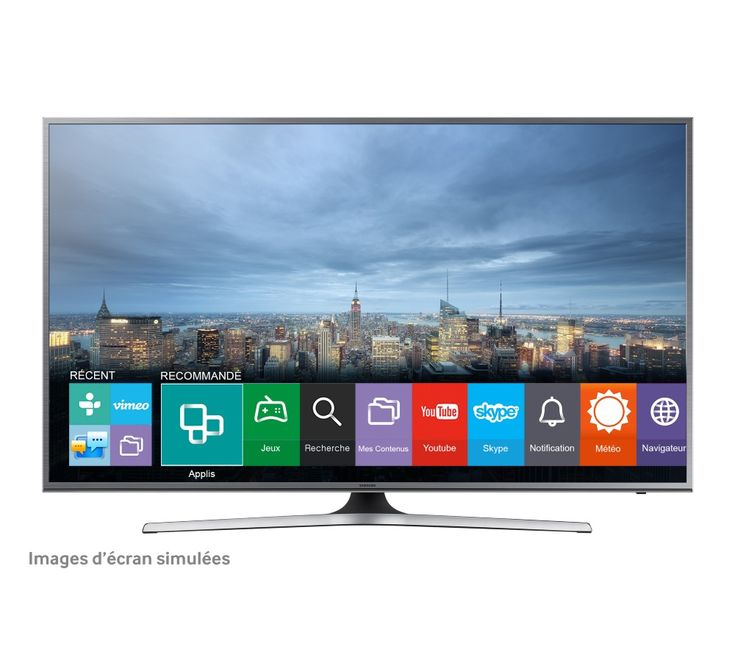 samsung t l viseur led 4k ue55ju6800 samsung led et achat. Black Bedroom Furniture Sets. Home Design Ideas