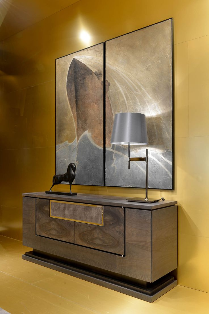 LUXURY FURNITURE | Modern ideas to decor your home with sideboard  | bocadolobo.com/ #modernsideboard #sideboardideas