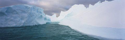 Grounded Iceberg, Arthur Harbor, Anvers Island, Antarctica - 20x200