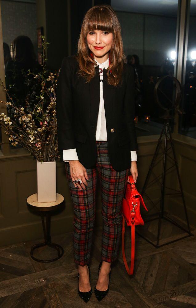 Daily Style Icon: Sophia Bush :: Company.co.uk