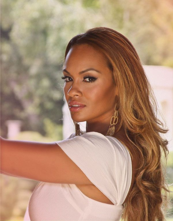evelyn lozada - for having the courage to walk away from her marriage to Chad Johnson