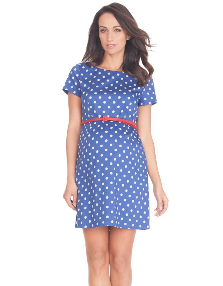 For the Jenny Packham polka dot dress this is Seraphine