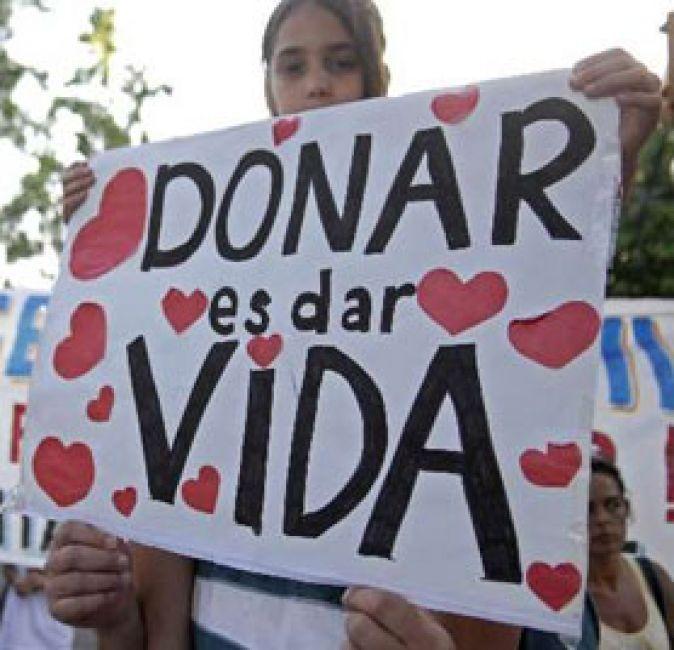 El CUCAI inscribirá a donantes de órganos en el atrio de la Catedral: Hasta el martes 12 de septiembre se instalará un puesto en el atrio…