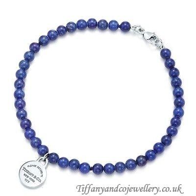 http://www.tiffanyandcocheap.co.uk/top-tiffany-and-co-bracelet-bracelet-return-to-bead-blue-188-onlinestores.html#  Authentic Tiffany And Co Bracelet Bracelet Return To Bead Blue 188 Wholesale
