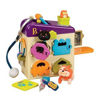godt finmotorisk legetøj til når han bliver ældre. 400 kr