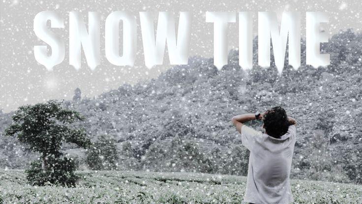 Photoshop Tutorial Cara Membuat Efek Salju Dengan Photoshop | Fojo Design