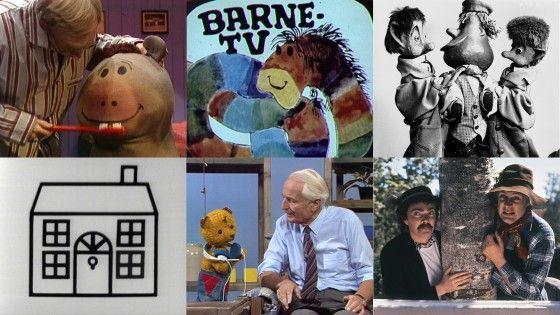 Sånn var Barne-TV på 1970-tallet