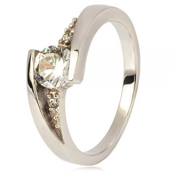 Copper Plated Platinum Ring for Women Silver Ring^ for $25.00 #Rings#jewlery#stylishring#weddingring#engagementring#affordablerings