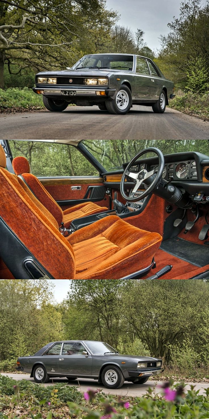 1978 Fiat 130 Coupe