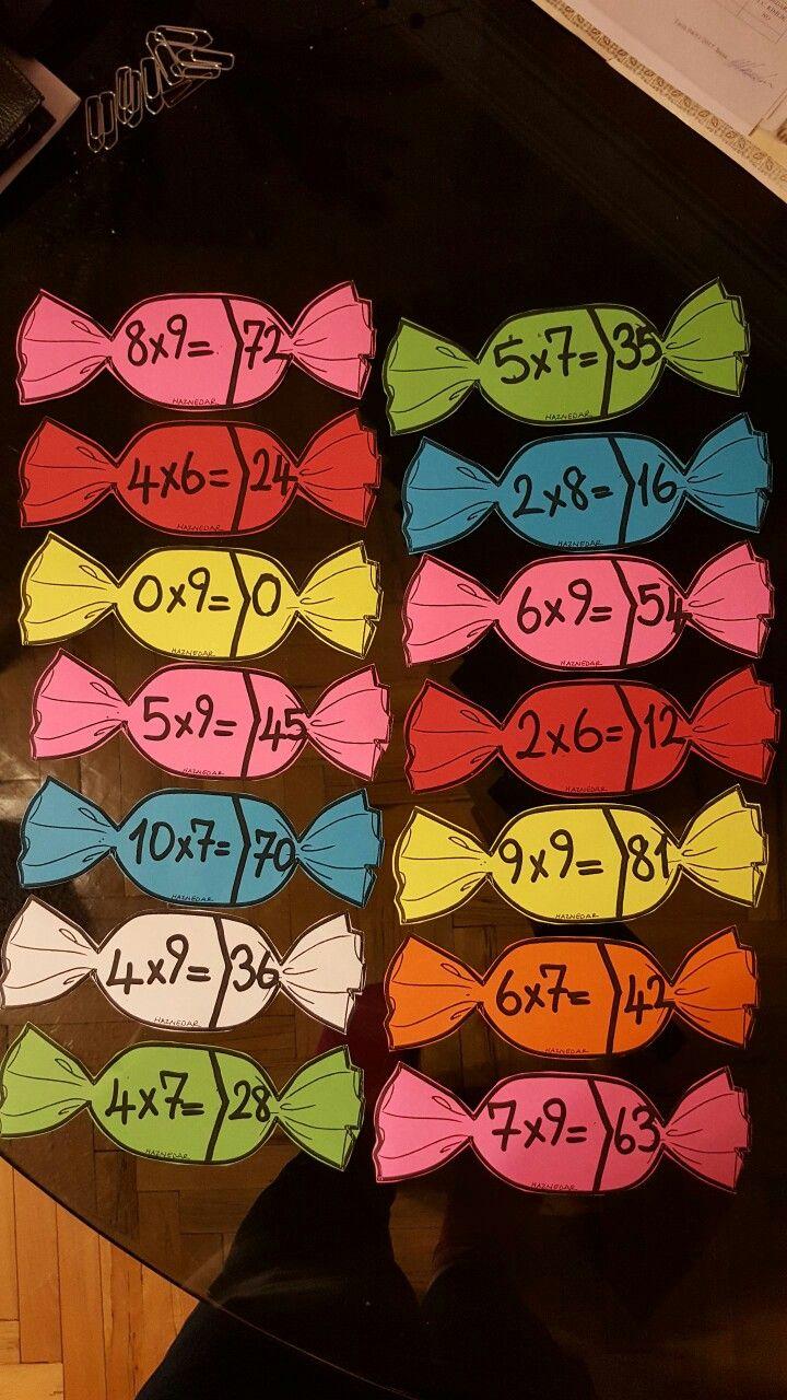 108 besten Multiplicaciones Bilder auf Pinterest | Montessori ...