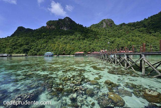 Ilhas de Bodgaya, Malásia