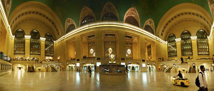 Grand central terminal, NY.