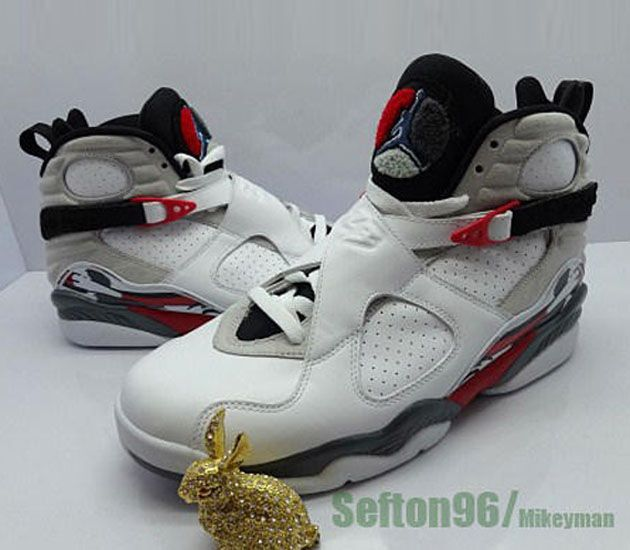 Air Jordan VIII Bugs Bunny (April 2013)-Preview