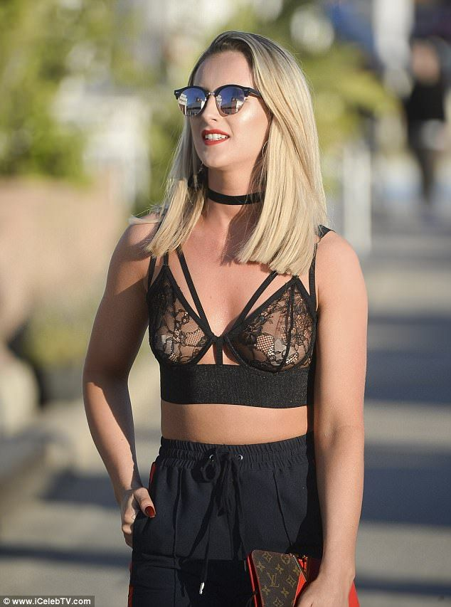 One-time drugs mule Michaella McCollum was spotted back in Ibiza this week, no doubt celebrating anniversary of getting out of jail last March after serving half her jail term