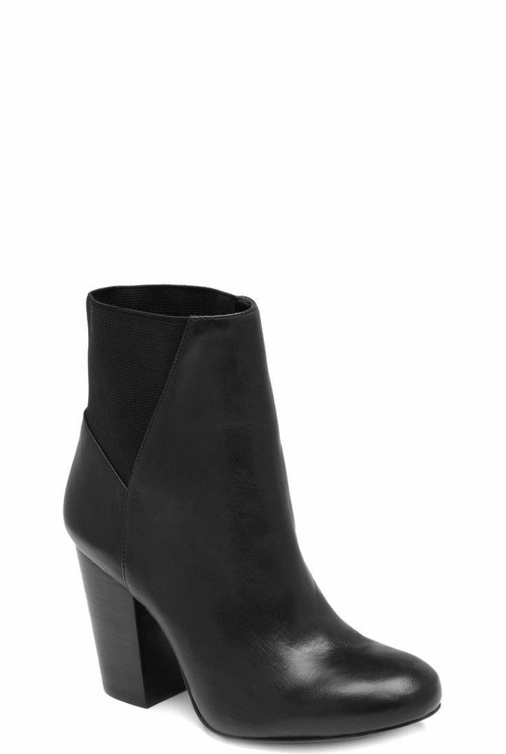 """Love these with a rolled cuff.  The tapered ankle keeps the cuff from """"tucking"""" into the top of the boot."""