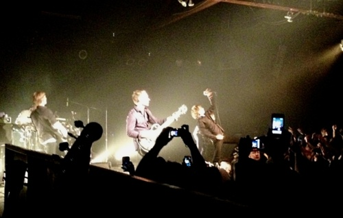 Refused played last night, and it was incredible.