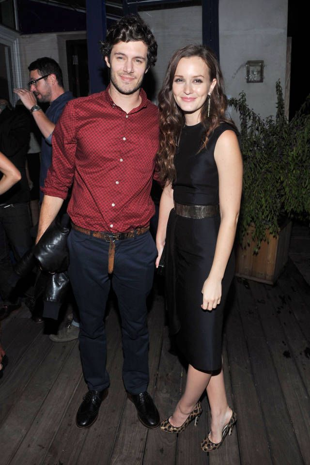 Adam Brody and Leighton Meester are married!