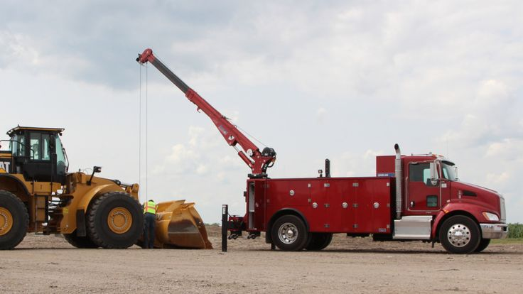 Truck-mounted cranes can handle heavy loads, but preparing for the lift can help ensure it is a safe one.