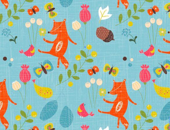 Lisa Martin | Children's Illustration pattern.
