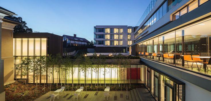Hotel Privo - Bienala Naţională de Arhitectură 2014