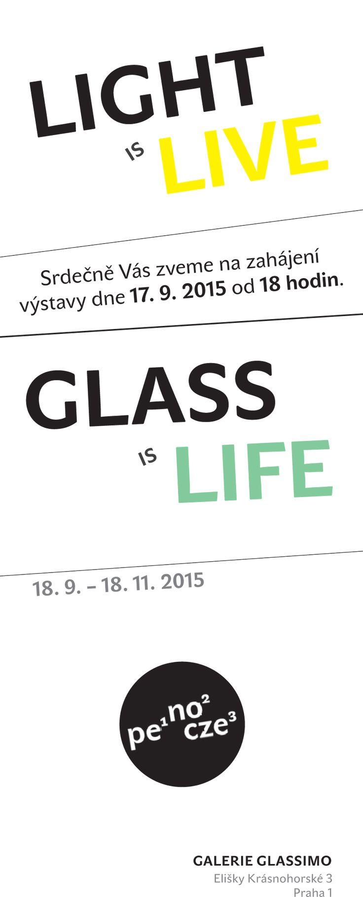 LIGHT IS LIVE, GLASS IS LIFE - www.glassimo.eu