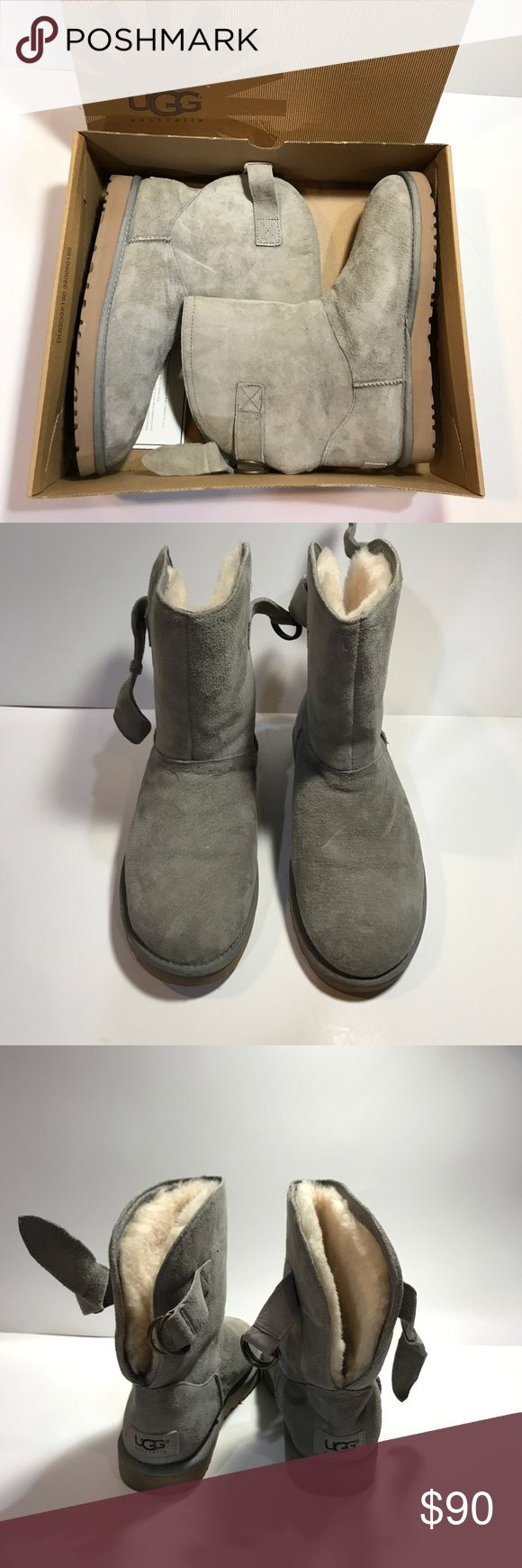 Ugg Australia Remora Women US 7 White Winter Boot Brand new boots, never worn size 7, Grey UGG Shoes Winter & Rain Boots