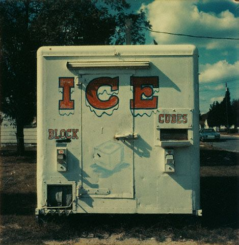 Walker Evans 1973 - 1975. These were common all over and I still see a few of these every now and then.