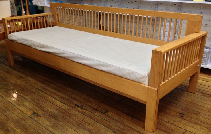 Charles Webb Daybed Sofa Combo The Cushions Pull Out To Make A Full Bed Vintage Modern