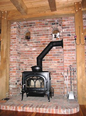 77 Best Images About Fireplaces On Pinterest Stove