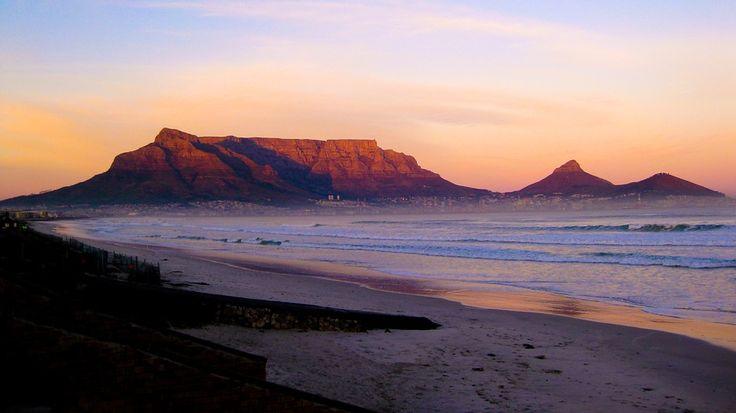 Table Mountain, Cap