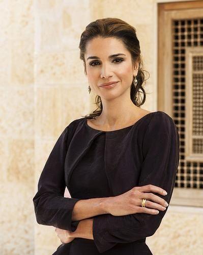 148 best images about T.M. Queen Rania Al Abdullah and ... Queen Rania Al Abdullah
