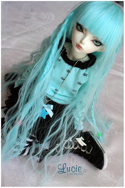 Minifee Rheia - Lucie by cachoou, via Flickr