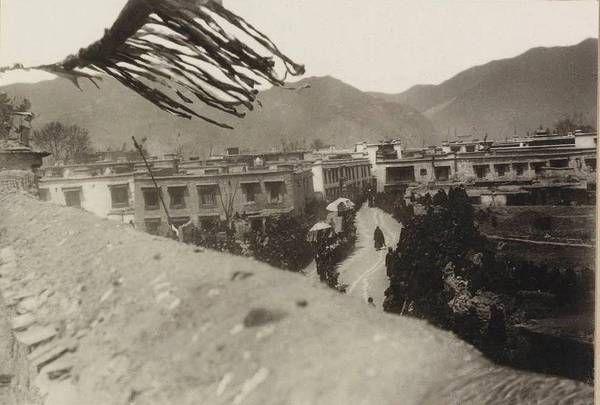 Первые фотографии Тибета в 1900 году National Geographic, история, Образование, Россия, География, не мое, Интересное, длиннопост