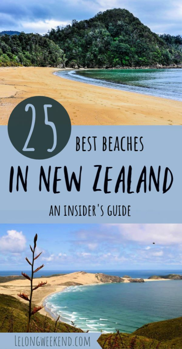 25 Best Beaches in New Zealand – An Insider's Guide!