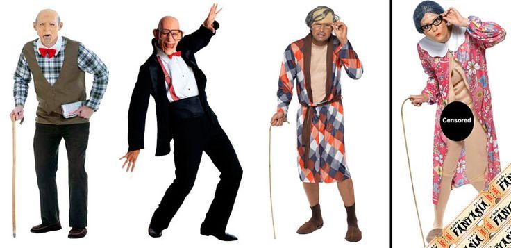 """Se você está cansado daquelas fantasias masculinas """"padrão"""" veja algumas sugestões criativas e diferentes para aumentar o seu repertório nas próximas festas"""