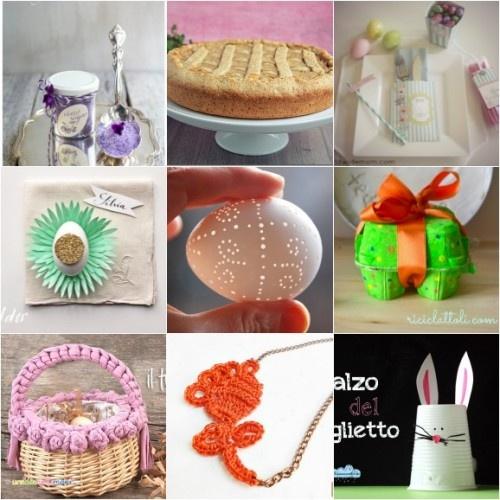 Idee per la primavera e la Pasqua dei blog creativi italiani