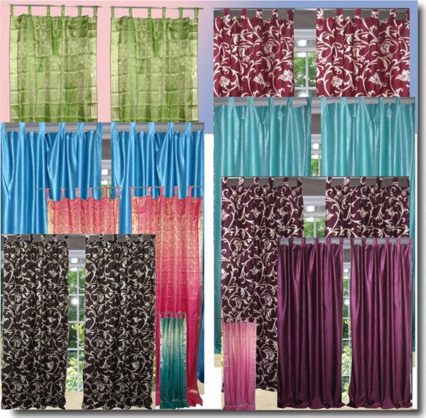 75 best India Curtains Panels images on Pinterest Curtains