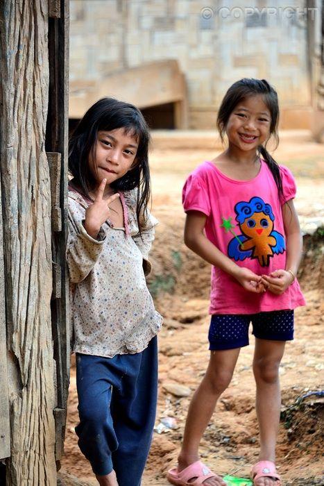 Locals - Nong Khiaw